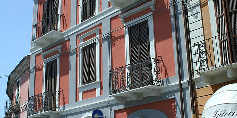 Restauro Palazzo Bonotto Piazza Matteotti (CH) 04