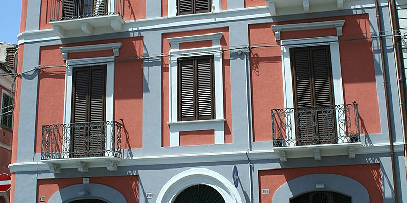 Restauro Palazzo Bonotto Piazza Matteotti (CH) 05