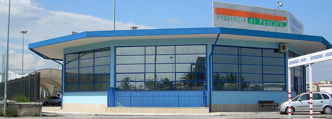 Ristrutturazione Stazione Marittima porto di Pescara 07